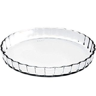forma para tarte pyrex ibili