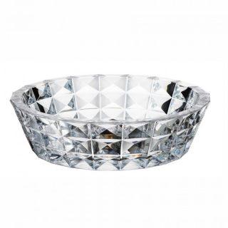 taça diamond 32,5 cm bohemia