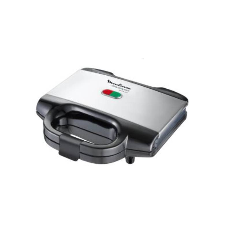 SANDWICHEIRA ULTRACOMPACT GRILL INOX MOULINEX