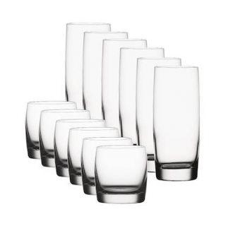 SET 12 COPOS SOIREE WHISKY/ L. DRINK SPIEGELAU