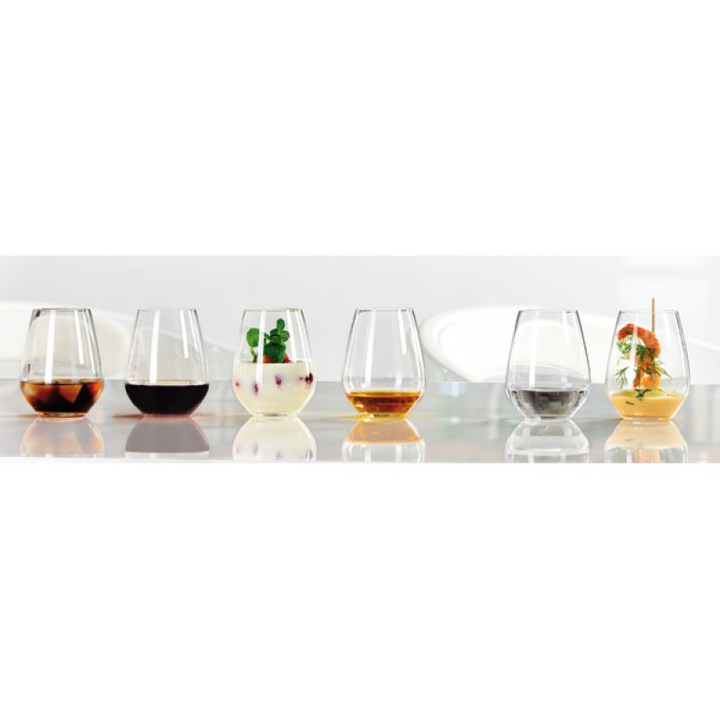 SET 4+2 COPOS AUTHENTIS CASUAL L 460 ML SPIEGELAU