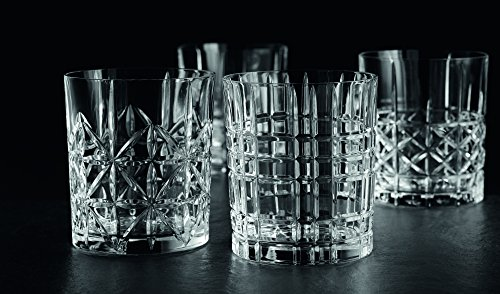 SET 4 COPOS WHISKY HIGHLAND NACHTMANN