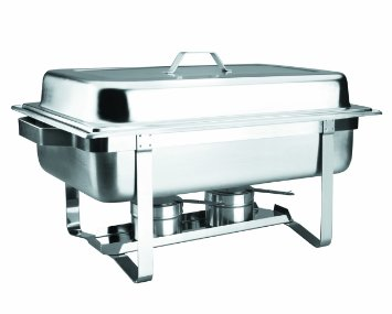 CHAFING DISH BASIC GN 1/1 C/ TAMPA INOX LACOR
