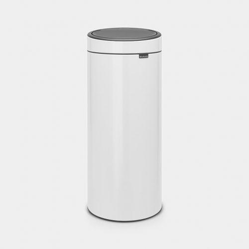 balde do lixo touch bin 30 litros brabantia