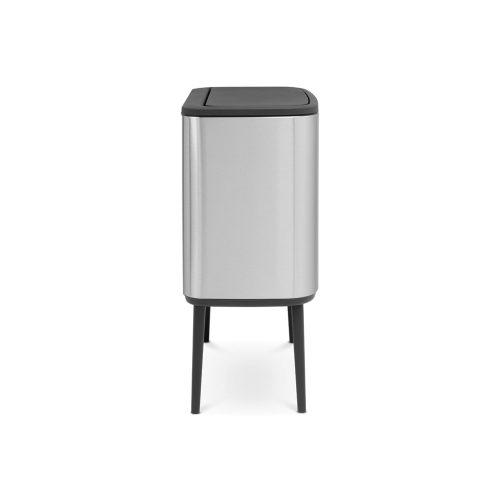 balde do lixo bo touch bin aço mate brabantia