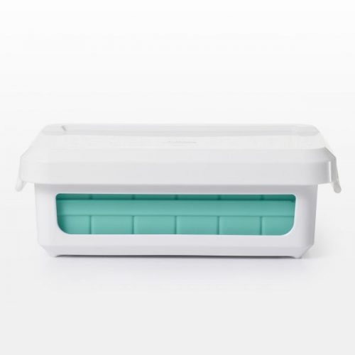 bandeja silicone para 48 cubos gelo oxo