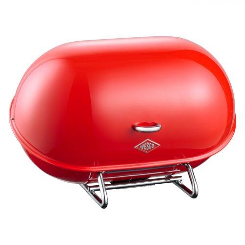 caixa pão single breadboy vermelha wesco
