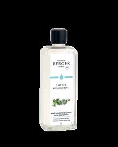 perfume 1000 ml fraicheur d`eucalyptus maison berger