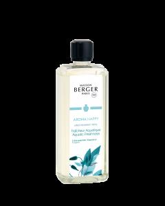 perfume 1000 ml fraicheur aquatique maison berger