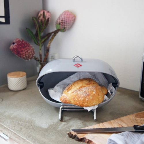 caixa do pão single breadboy wesco