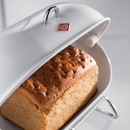 caixa do pão single breadboy branca wesco