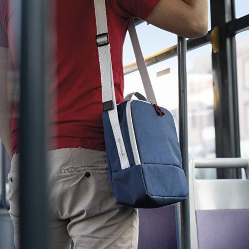 saco térmico 6,5 lts postman bag guzzini