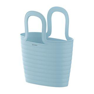 saco bolsa ecobeach azul celeste guzzini