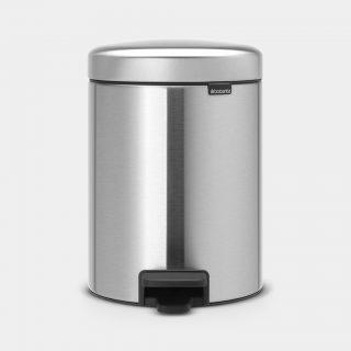 balde lixo 5 lts mate fpp new icon brabantia