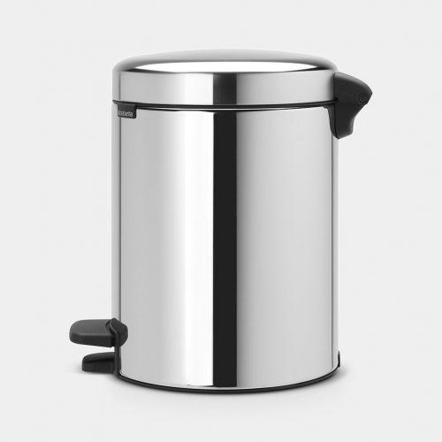 balde lixo 5 lts brilhante new icon brabantia