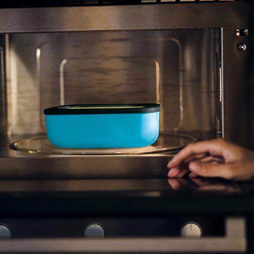 lunch box com recepiente guzzini