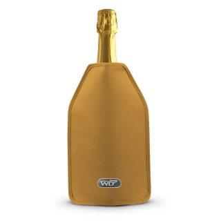 manga refrigerante com elástico dourada wd