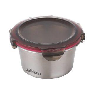 caixa redonda para alimentos hermético cuitisan