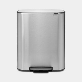 211324 balde do lixo bo 60 litros brabantia