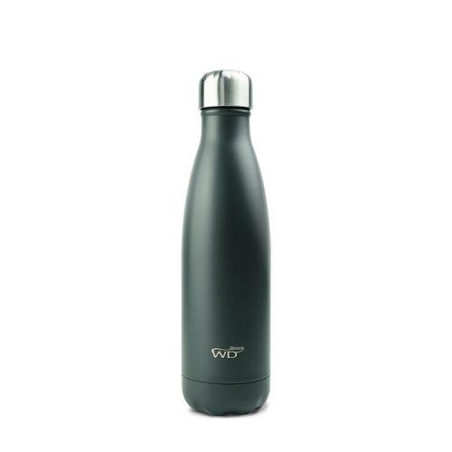 garrafa térmica inox 500 cc cinza wdlifestyle