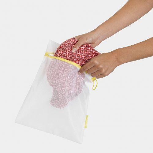 conjunto 3 sacos de lavagem brabantia