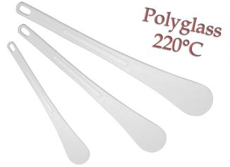 COLHERES POLYGLASS DE BUYER